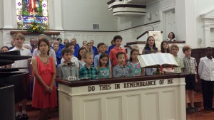 2015 May Childrens Choir