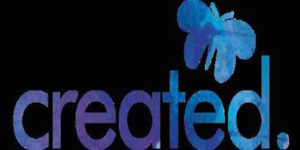 created logo. 400x200