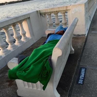 Tampa Homeless