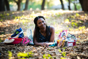 Refugee Services, Shoe Collection, RAMWI