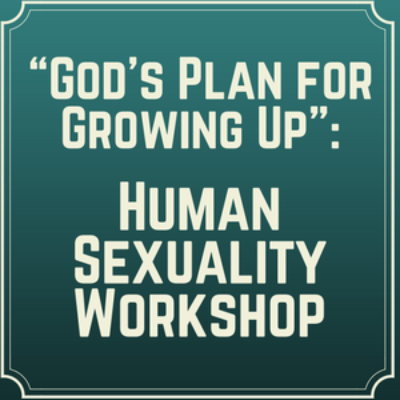 Human Sexuality Workshop