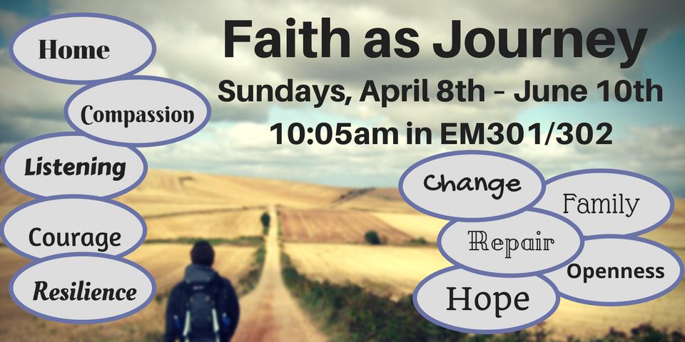 Faith as Journey