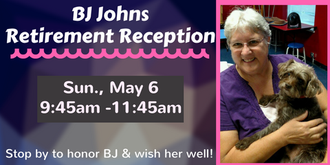 BJ Johns Retirement Reception 2018 May
