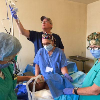 Mombin Crochu, Haiti, Medical Mission Team 2018