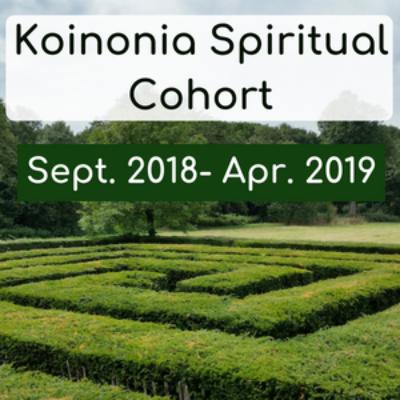 Koinonia Spiritual Cohort