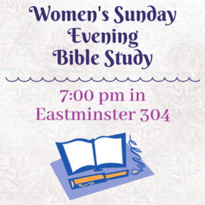 Women's Sunday Bible Study