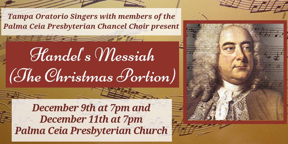 Messiah Palma Ceia Presbyterian
