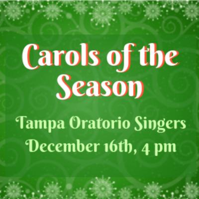 Tampa Oratorio Singers Christmas